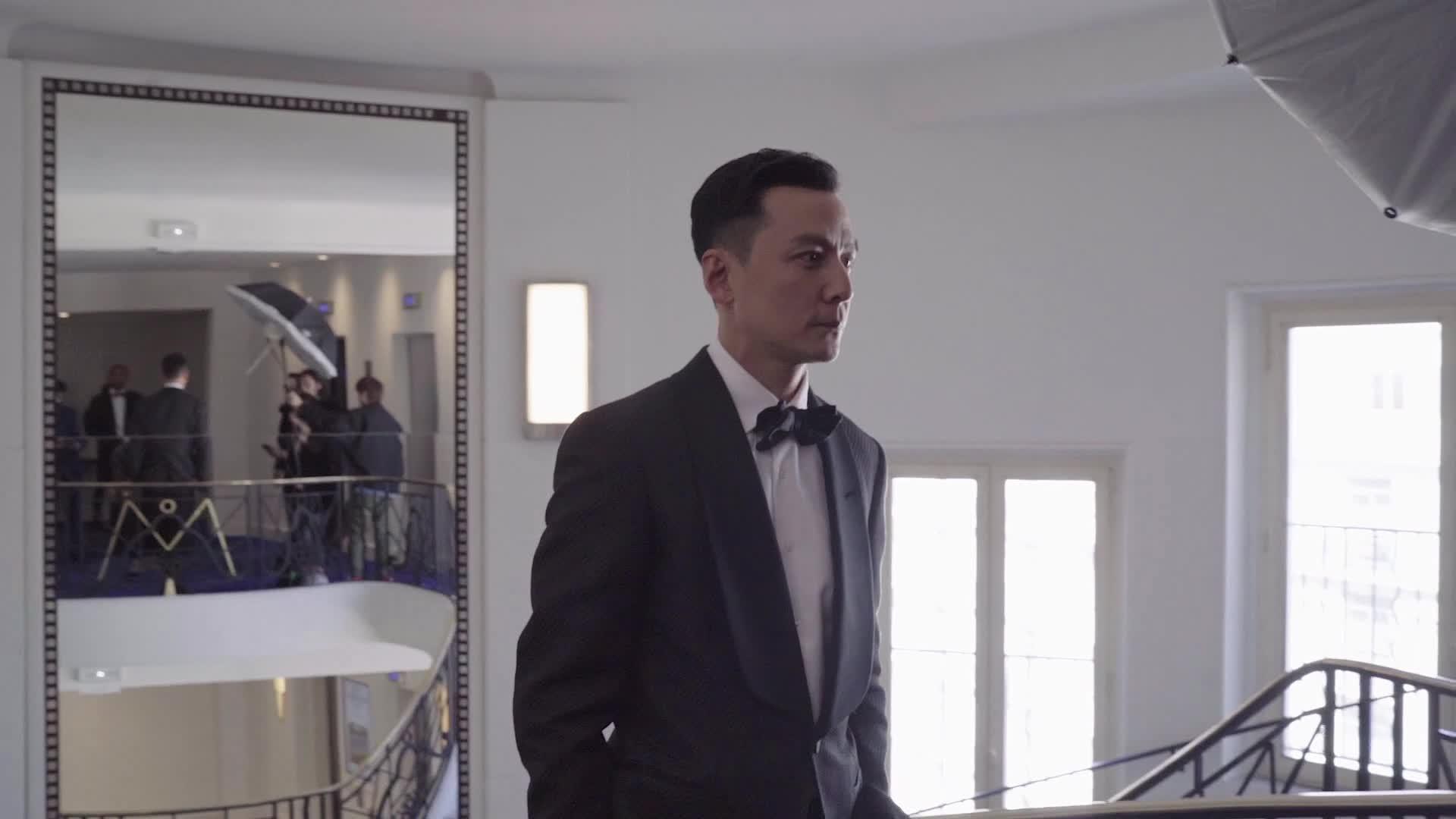 吴彦祖红毯视频花絮