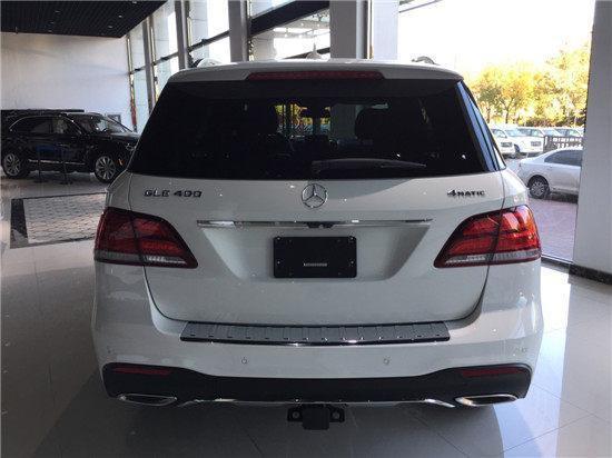 19款加版奔驰GLE400推陈出新天津港大优惠销售中