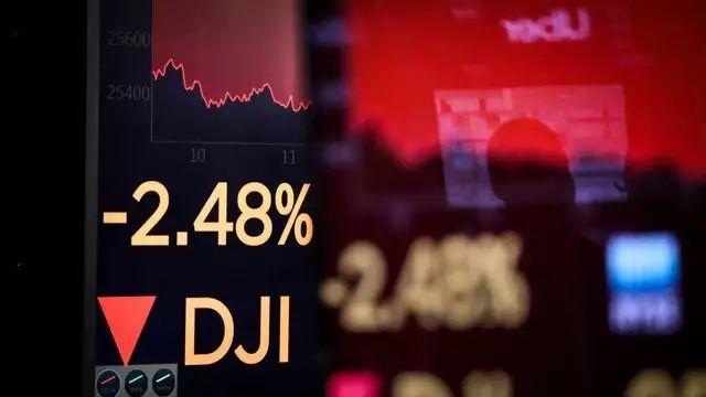 发动贸易战?特朗普丢了5万亿美元 (组图)
