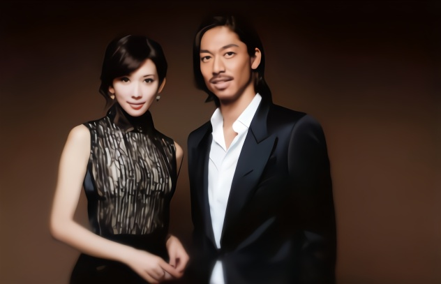 76林志玲宣布结婚男方为日本男子组合成员
