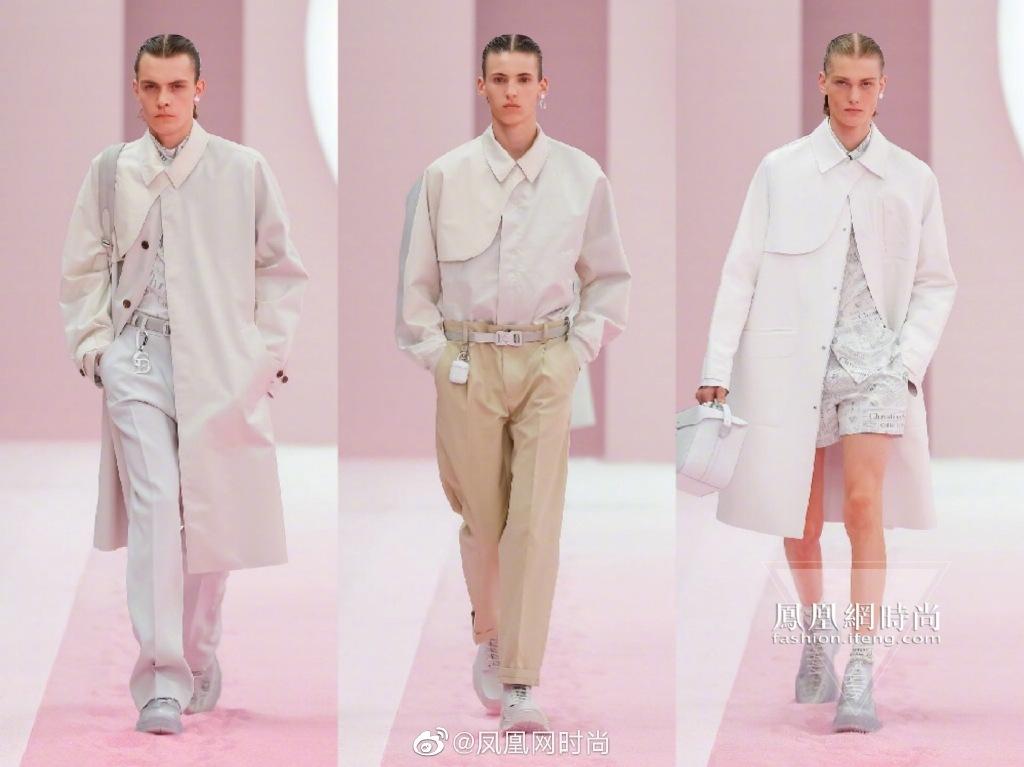巴黎男装周错过这 10场秀 你还能时髦多久?