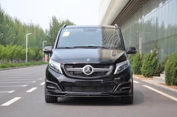 国六奔驰V260改装配置颜值担当价格诱人