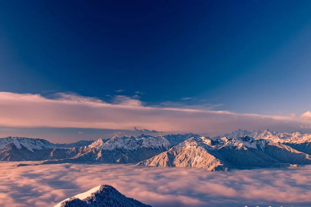 四川醉美的3个360°观景平台!牛背山都只是冰山一角!
