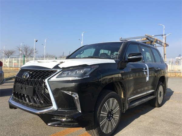 2019款中东版雷克萨斯LX570限量版销售.