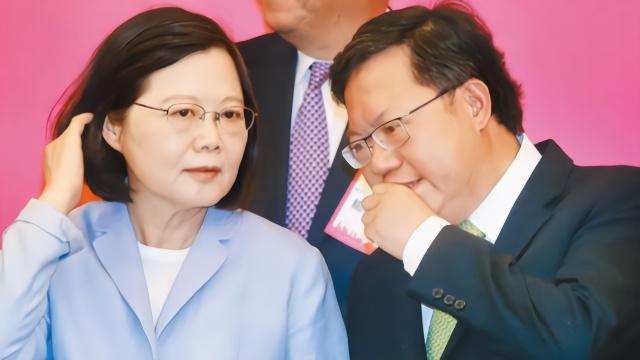"""民进党这位""""明日之星"""" 2020要当蔡英文副手?"""