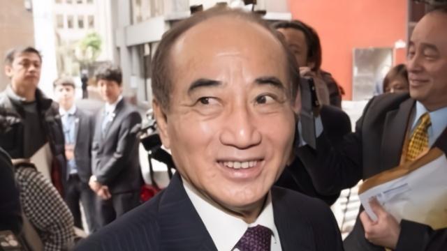 王金平回应参选2020:我做一任就好!
