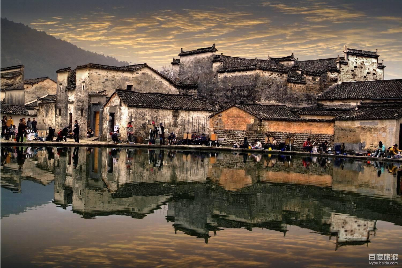 军事资讯_江南梅雨天古镇多韵味 探寻安徽最具特色的小镇古村_凤凰安徽
