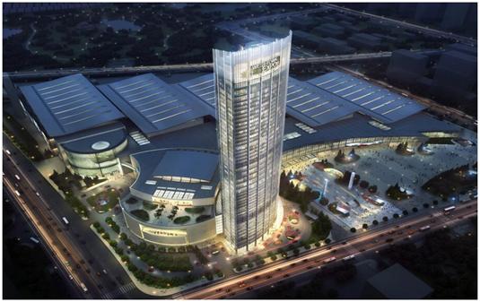 合作框架协议_西部会展中心开工建设入选2016年度济南西城十大影响力事件 ...