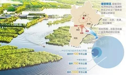 京津新城规划_雄安新区基础设施投资规模将达4万亿级_河北频道_凤凰网