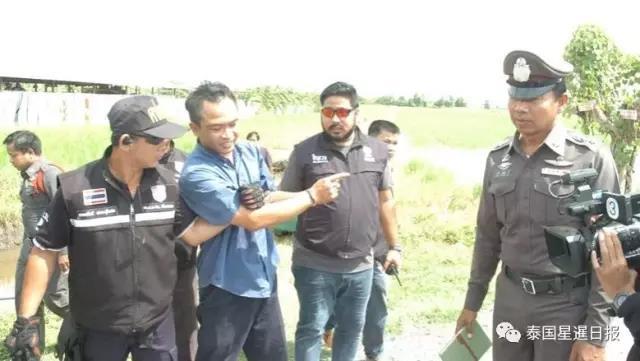 泰国司机强奸打劫中国女游客 指认现场时笑得开心 网络热点 第3张