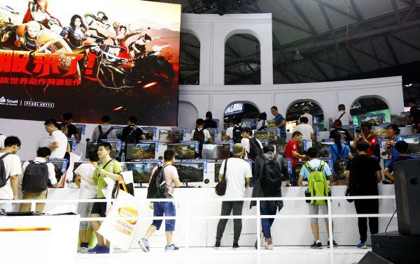 年轻人消费力惊人 日媒惊叹中国游戏动漫发展