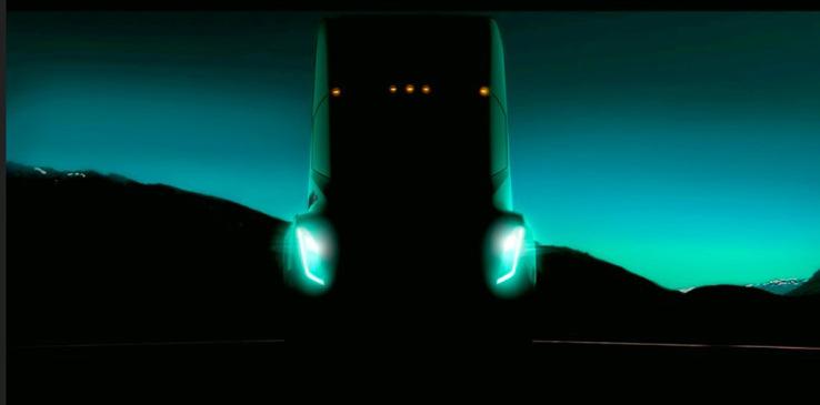 马斯克:特斯拉计划在10月26日发布电动卡车