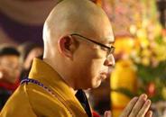 江苏扬州文峰寺住持能度法师腊八送祝福