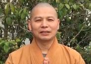 尼泊尔中华寺当家师中勇法师腊八送祝福