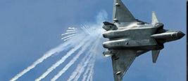 美军F-22模拟歼-20训练 刚起飞就出事故损失500万美金