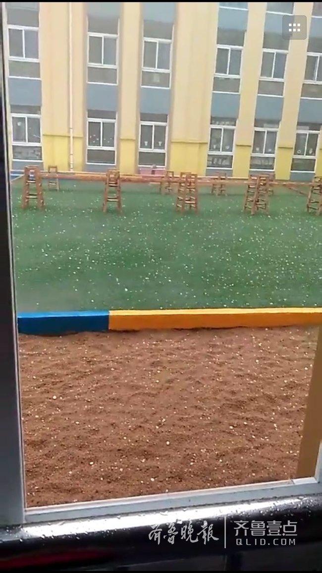 山东聊城莘县_大风伴大雨突降聊城!部分地区降下冰雹_山东频道_凤凰网