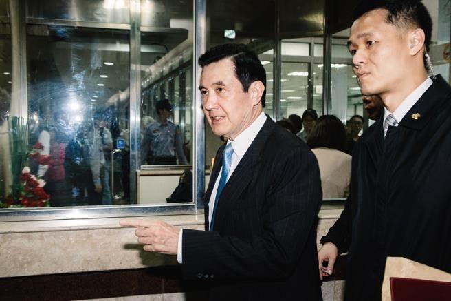 马英九泄密案二审改判有罪 获刑4个月