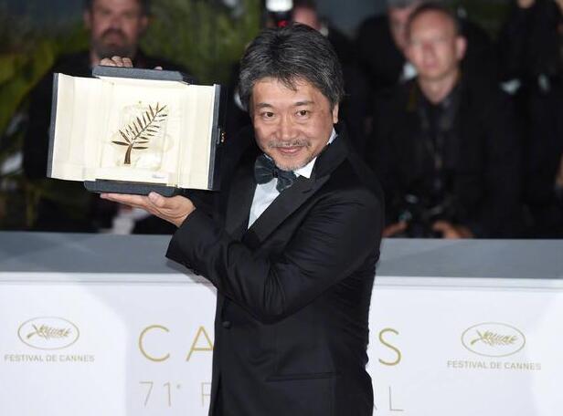 是枝裕和戛納獲獎后拒絕日本政府表彰:感到心有不安