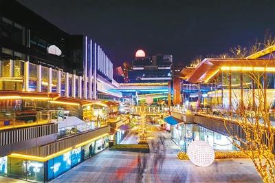 """军事资讯_曲江创意谷为西安打造""""新零售之城""""再添新动能_陕西频道_凤凰网"""