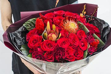 情人节消费报告出炉!长沙人最爱送的花是这类