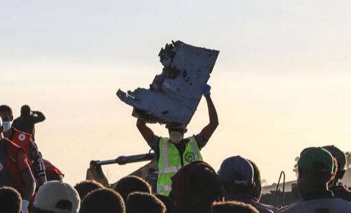 埃塞航班坠机事件后续工作仍在进行
