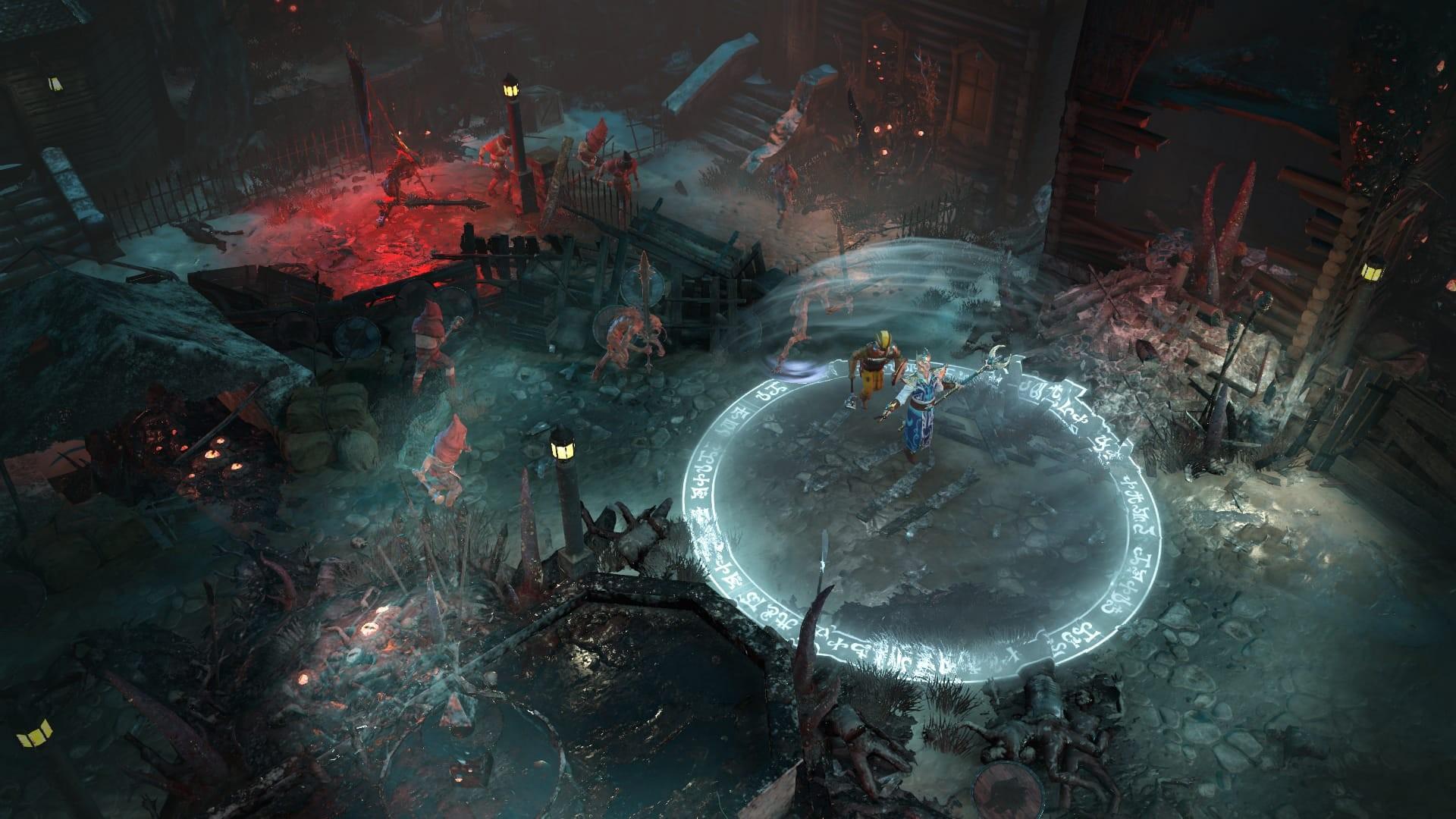 战锤系列首款ARPG《混体育沌祸源》4月将开启测试