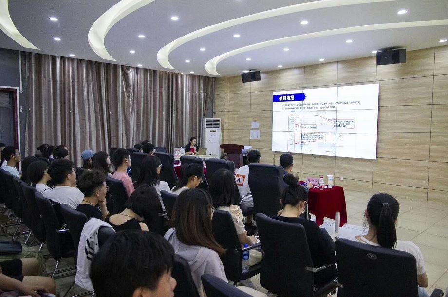 第七届河北省创新创业大赛系列巡讲会在保定河北大学举办