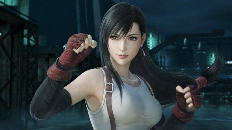 《最终幻想7》蒂法疑似在Youtube被封禁关键字