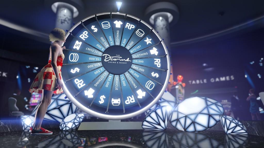 """军事资讯_《GTA5》线上模式推出新DLC""""钻石赌场度假村""""_凤凰网游戏"""