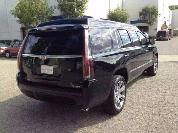 17款凯迪拉克总统一号 高级豪华SUV特惠高清图片