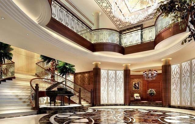 看看马云和王健林的豪宅,华为老总任正非的家已经算是接地气了!
