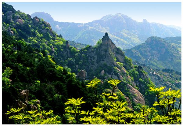 4公里激情栈道_鲁山国家森林公园_山东频道_凤凰网