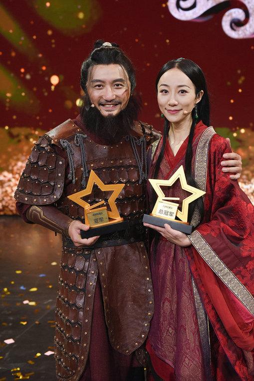 山东演员网_韩雪夺冠《我就是演员》总决赛_山东频道_凤凰网